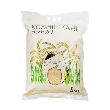 Koshihikari Jepang Japonica Beras [5 kg]