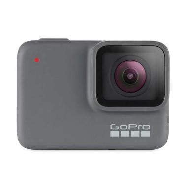 GoPro HERO 7 Sports Action Camera Waterproof Camrecorder - Silver / Black Silver