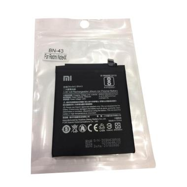 harga Xiaomi Baterai Handphone for Xiaomi Redmi Note 4X, Xiaomi BN43, Xiaomi BN-43 Blibli.com
