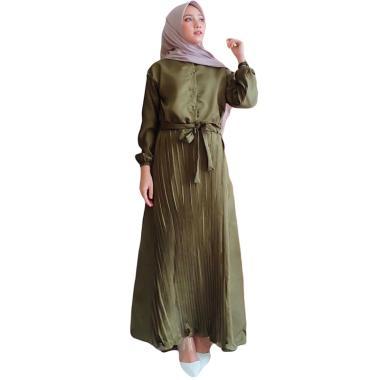 Baju Cewe Dress Muslim Harga Terbaru Agustus 2020 Blibli Com