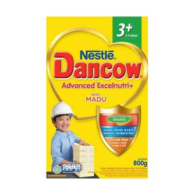 WHS - SMG/JOG/SOLO - Dancow Madu 3+ Susu Formula [800 g]
