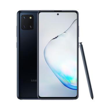 Samsung Galaxy Note 10 Lite (Aura Black, 128 GB)
