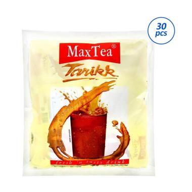 harga Bandung - Max Tea Tarikk Teh Sachet [30 x 25 g] Blibli.com