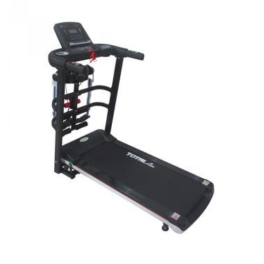 harga Total Fitness Alat Fitnes Treadmill Elektrik [Tl607/ 3 Fungsi] Blibli.com