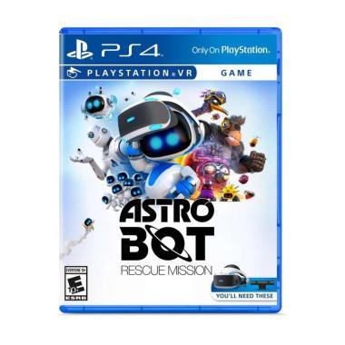 harga SONY PlayStation 4 PSVR ASTRO Bot Rescue Mission DVD Game [Reg 3] Blibli.com