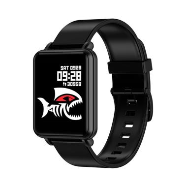 harga E-Accessory LAND 1 Smart Watch Waterproof Fitness Tracker Watch With Step Counter Message Reminder Heart Rate Sleep Monitor Sports Mode Blibli.com
