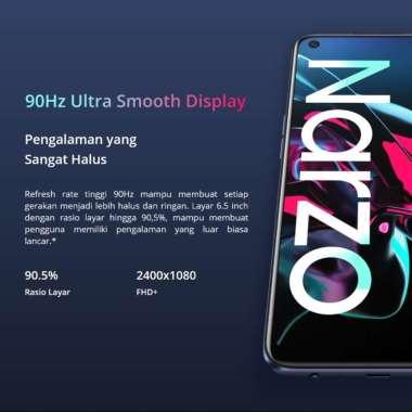 Realme Narzo Smartphone [128 GB / 4 GB] white