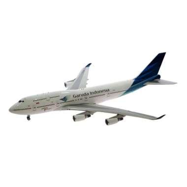 harga Mainan pesawat terbang GARUDA indonesia aeroplane BESAR Blibli.com
