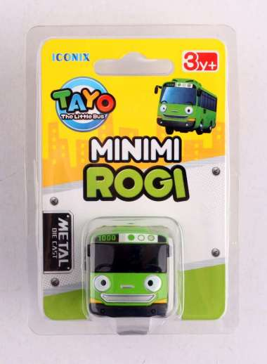 Daftar Harga Permainan Tayo The Little Bus Terbaru September 2020 Terupdate Blibli Com
