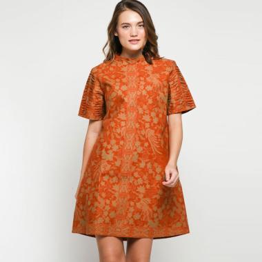 Andelly Batik 02 12 Dress Wanita