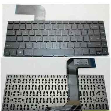 harga Hewlett Packard Keyboard HP Pavilion 14-v 14-v000 14-v100 Series US - Black BLACK Blibli.com