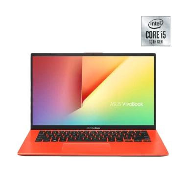 harga ASUS A412FL-EK514T Notebook - Coral Crush [i5-10210U/4GB/1TB/MX250/14