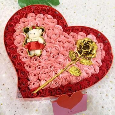 Bunga Mawar Valentine Harga Terbaru Agustus 2020 Blibli Com