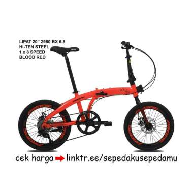 Jual Sepeda Lipat Pacific 20 2980 Rx 6 8 Online November 2020 Blibli