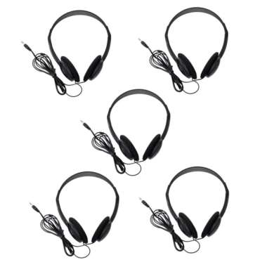 harga 5pieces Portable 3.5mm Electric Violin/Guitar/Ukulele Headphone Earphone - Blibli.com