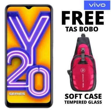 harga Vivo Y20 3-64 GB Free Tas Bobo Blibli.com