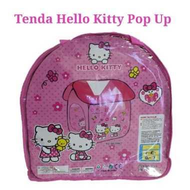 harga Amanah Toys Tenda Anak Hello Kitty Besar Blibli.com