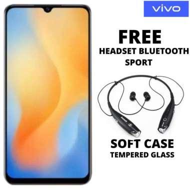 harga Vivo V20 SE 8-128 GB Free Headset Bluetooth Sport BIRU Blibli.com