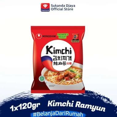 harga Nongshim Kimchi Ramyun Mie Instant [120 gr] Blibli.com