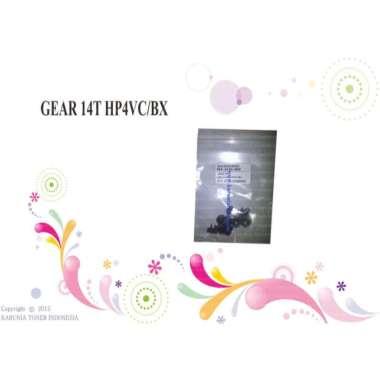 harga GEAR 14T HP4VC-BX Berkualitas Monochrome Blibli.com