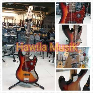 harga Gitar Elektrik FENDER JAZZ BASS JB4 JB 4 Guitar Bass Best Spec tobacco sunburst Blibli.com