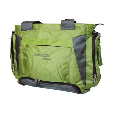 Baby Scots 47 Platinum Mommy Bag - Green