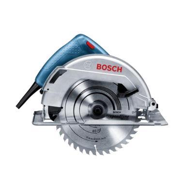 Bosch Gks 7000 Mesin Circle Pemotong Kayu - Blue
