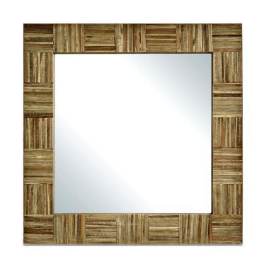 De Erniest Cermin Dinding Square Maestro II