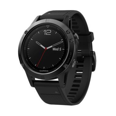 Garmin Fenix 5S Black Sapphire Smartwatch