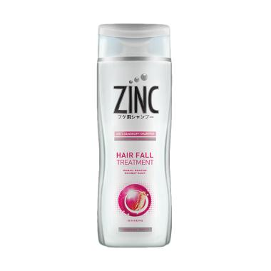 Zinc Hairfall Treatment Bottle Shampo [170 mL]