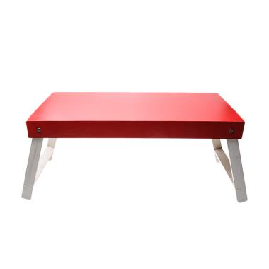 Zyo FFT-001 Multi Function Folding Table - Red