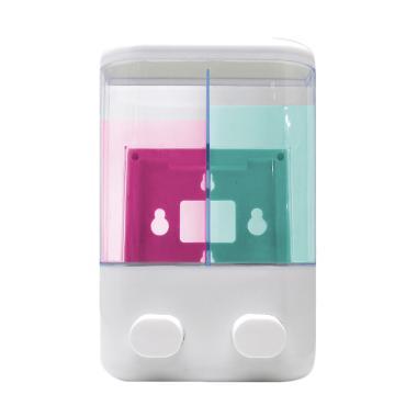 GilboyStore Dispenser 2in1 Sabun & Shampoo Praktis Dan unik
