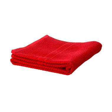 IKEA R Frajen Washcloth Handuk Kecil - Merah [30 x 30 cm]