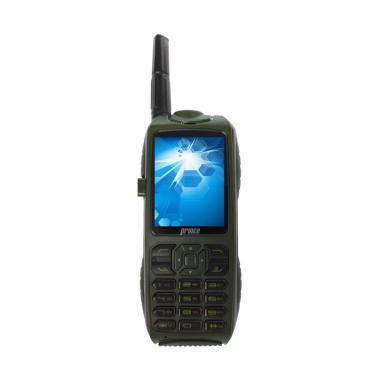 Prince PC9000 Handphone - Green [Triple SIM GSM]