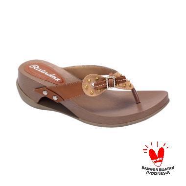 Raindoz Weekendwalk RKR 043 Sandal Teplek - Coklat Muda