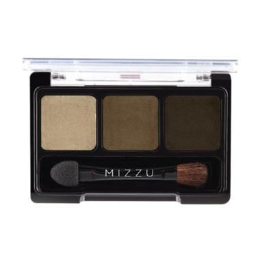 Mizzu Gradical Eyeshadow - Natural Mocca