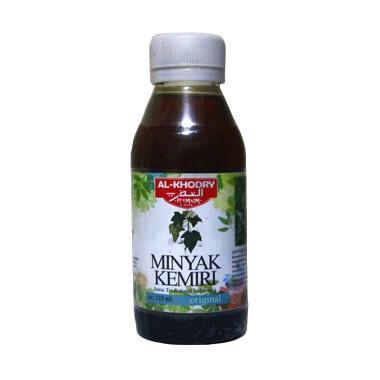 JBS Minyak Kemiri Al Khodry Penumbuh Rambut [125 mL]