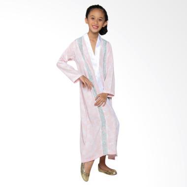 Versail Kids Junior R 1106 Gamis Co ... im Anak Perempuan - Peach