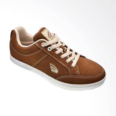 Homypro Sepatu Pria Thomson 01 - Brown 8c7eab2489
