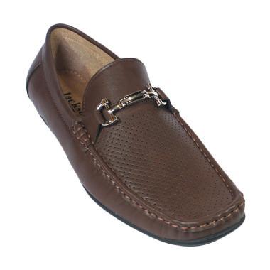 harga Jackson Goat 1JK Sepatu Formal Pria - Coffee Blibli.com