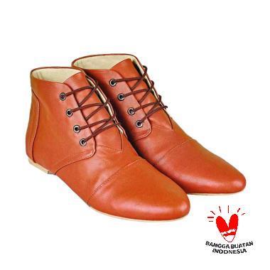 Java Seven SNT 007 Sepatu Boots Wanita