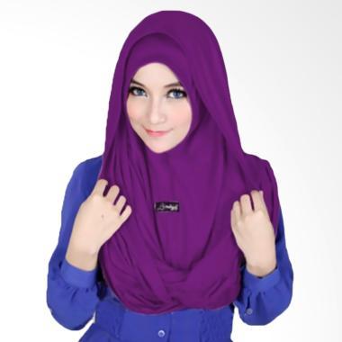 Milyarda Hijab Sosor Kerudung - Ungu