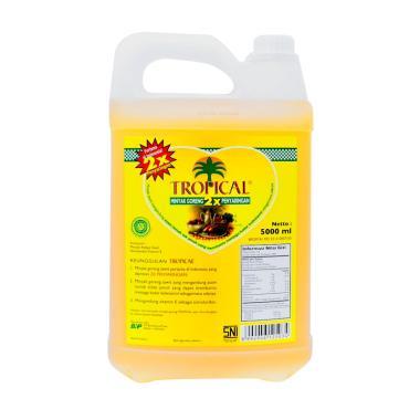 Tropical Jerigen Minyak Goreng [5 Liter]