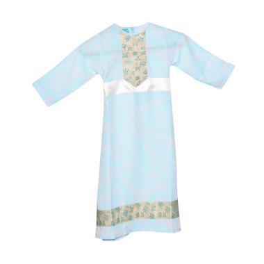 Versail Kids Enfant Sr 1039 Gamis Anak Perempuan - Corak Blue