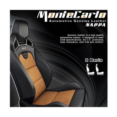 Montecarlo Nappa Jok Mobil [2 Baris Jok]
