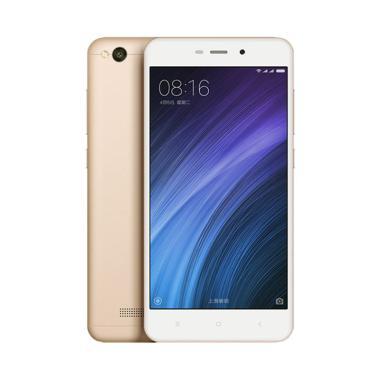 Xiaomi Redmi 4A Prime Smartphone - Gold [32 GB/ 2 GB]