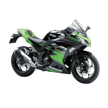 Harga Motor Kawasaki Ninja 4 Tak Harga Terbaru Desember 2018