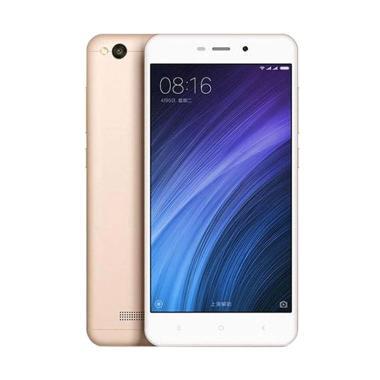 Xiaomi Redmi 4A Prime Smartphone - Gold [32 GB/2 GB]