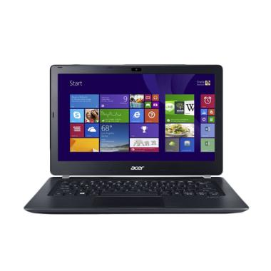 Acer Aspire V3-372 Steel Notebook - Black [13/i5-6200U/4GB/500 GB]