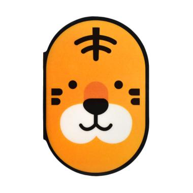OEM Lazy Magic Stiker for Smartphone - Tiger